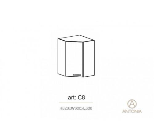 Bucatarie modul superioare C8