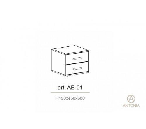 Antreu Minimalizm AE-01