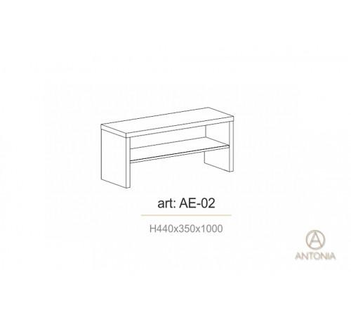 Antreu Minimalizm AE-02